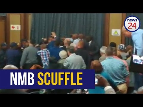 Scuffle in NMB council after Speaker rules 'new' councillor's presence illegal