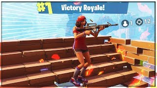 'NOUVEAU' TRIPLE THREAT Fortnite SKIN 12 KILL SOLO Gameplay (Victory Royale)