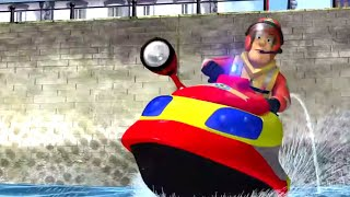 Got to Float the Boat | Fireman Sam ⭐️ Best Sam at Sea Rescues | Cartoons for Children