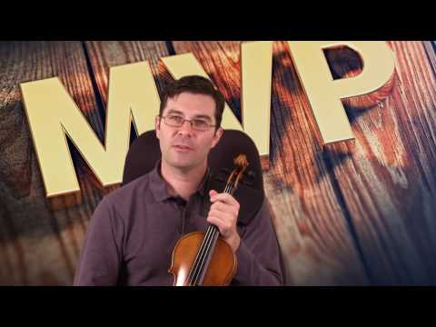 Violin left-hand finger pressure: how to find your MVP
