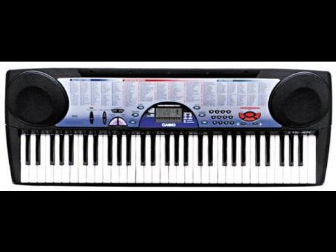 Playlist Piano - Casio CTK471