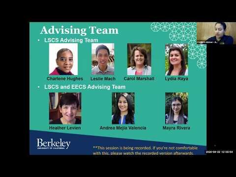 Berkeley CS/EECS Advising Q&A