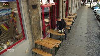 Realer Irrsinn: Abgesägte Tische | extra 3 | NDR