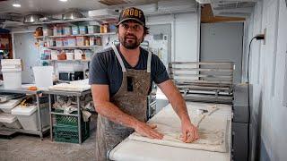 New 83% Butter Sourdough Croissant Lamination   Proof Bread