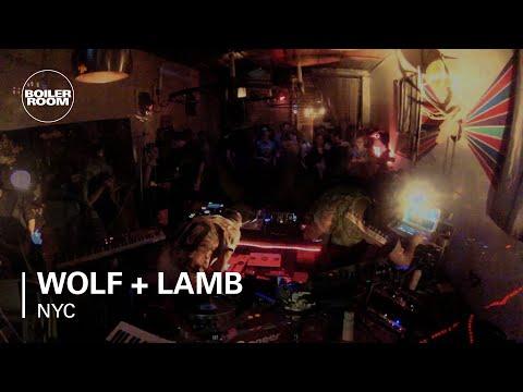 Wolf + Lamb Boiler Room NYC DJ Set