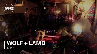 Wolf + Lamb Boiler Room NYC DJ Set