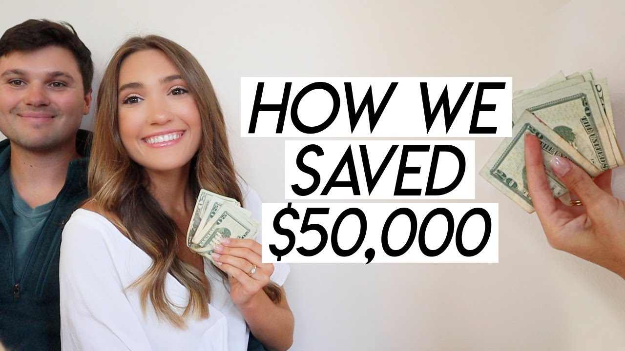 How We Saved $50,000 | Practical Money Saving Tips For Your 20s