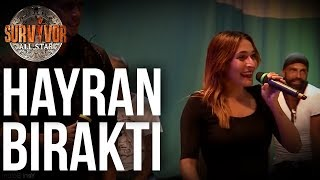 Survivor All Star - Berna'nın Müthiş Dans Performansı (6.Sezon 41.Bölüm)