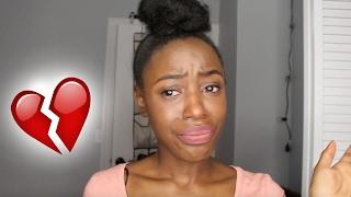 STORYTIME: My Break up. Dealing with Heartbreak  LESBIAN RELATIONSHIP