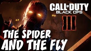 BLACK OPS 3 ZOMBIES: The Spider and the Fly ★ TROPHY/ACHIEVEMENT GUIDE (Black Ops 3)