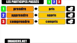 Урок французского языка = причастий прошедшего # Эндре   IS # 1