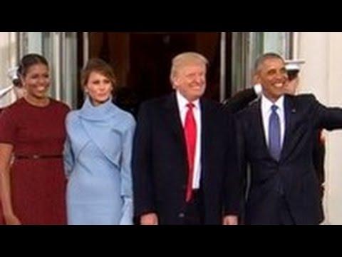AO VIVO :: Posse de Donald Trump | The Inauguration Of Donald Trump :: LIVE