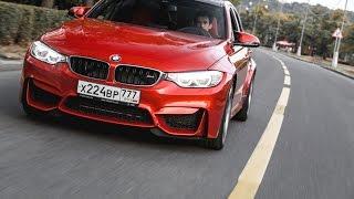 Видеообзор BMW M3 + мощностной стенд + 0-250 км/ч…)