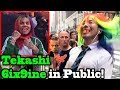 Download TEKASHI 6IX9INE (69) - Best of (Gummo, FEFE, BEBE) - SINGING IN PUBLIC!!