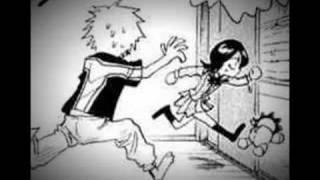 .:Ichigo would swim the Ocean for Rukia:. IchiRuki MMV