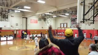 1/17/17: Elmont JV Spartans vs. Carey