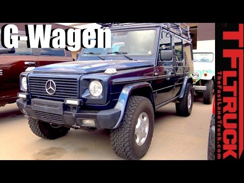 Meet The Affordable Mercedes G-Wagon that costs less than a used Honda  Accord