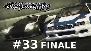 Lets Play NEED FOR SPEED: MOST WANTED (2005) Deutsch Gameplay Part 33 - Das große Finale (Razor)