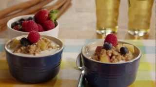 How To Make Apple Cinnamon Oatmeal