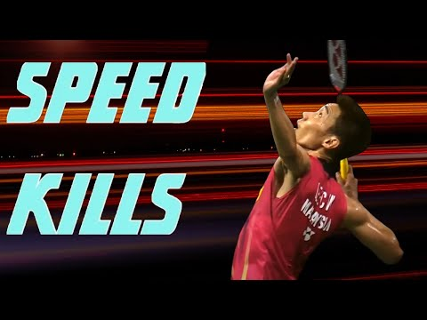 Lee Chong Wei - Crazy Speed & SKILLS - The very best of 2016