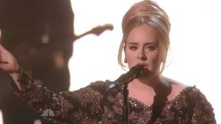 Video Adele   Set Fire To The Rain HD Live in New York 2015 download MP3, 3GP, MP4, WEBM, AVI, FLV Agustus 2018