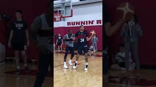 USA Basketball 1-on-1 Challenge!