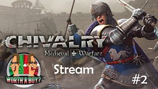 Hilarious game of Chivalry with my Subs