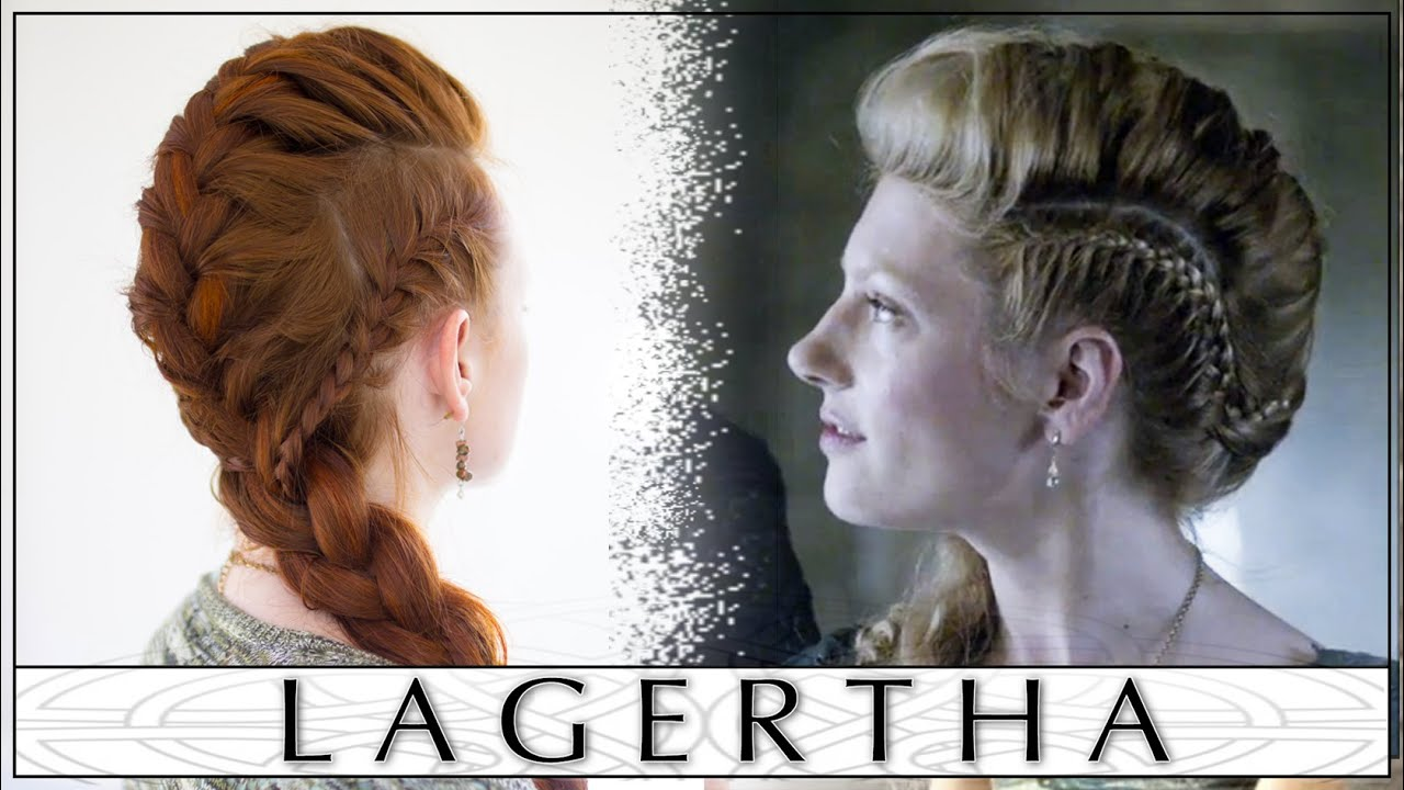 Vikings Hair Tutorial Lagertha S Big French Braid Faux