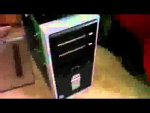 Compaq Presario SR1010NX (Upgraded)