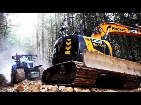 Renutrack | Forest road building