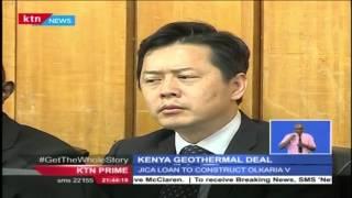 KTN Prime full bulletin [Part 2] Business - Kenya Geothermal Deal
