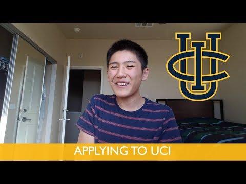 Tips On Applying To UCI!