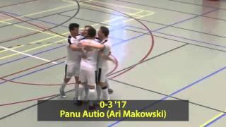 1. Välierä: Sievi Futsal - GFT 9.4.2016