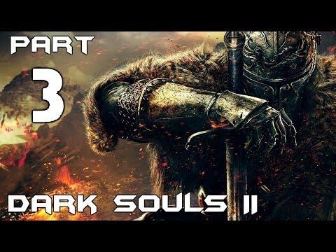 ► Dark Souls 2 | #3 | Pursuer, Dragonrider, Ornstein | CZ Lets Play / Gameplay [HD] [PC]