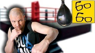 Для чего нужна пневмогруша? Как боксеру работать с гантелями? Урок бокса Николая Талалакина