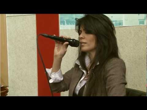 Yasmin Levy - El Amor Contigo - Live @ Kol Hacampus 106fm