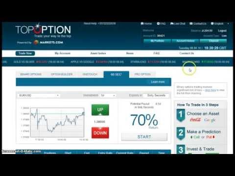 Scam Broker Investigator • TopOption Review