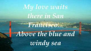 I Left My Heart (in San Francisco) W/Lyrics - Tony Bennett