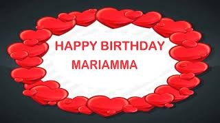 Mariamma   Birthday Postcards & Postales - Happy Birthday