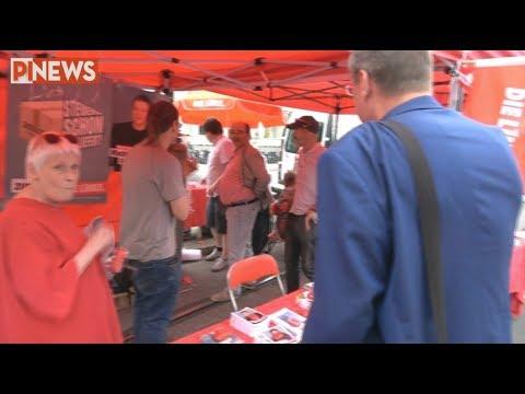 """""""Kein Interview Mit Nazis"""" - Die Linke In München Zu PI-NEWS"""