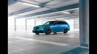 видео «Универсальный» E63 AMG S