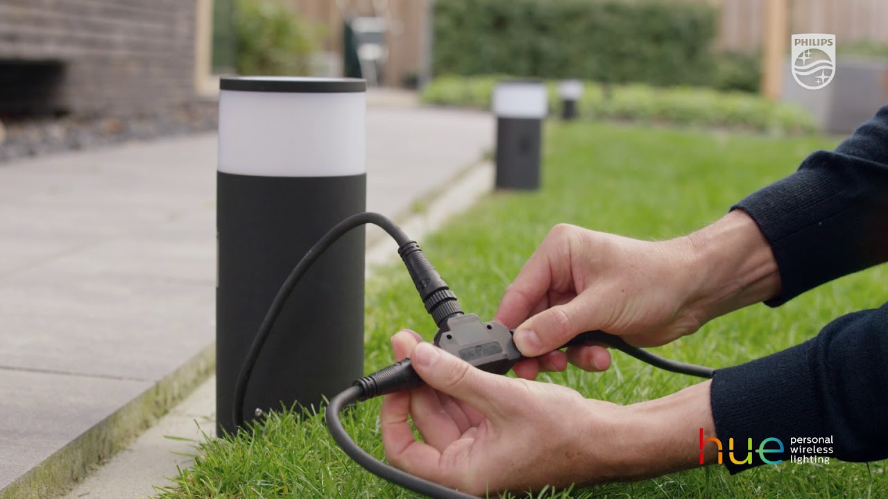 how to install low voltage outdoor lights