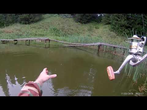 Рыбалка на карася в Пермском крае