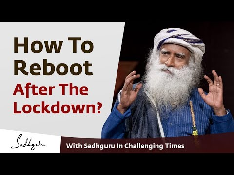 With Sadhguru In Challenging Times - 24th May 6:00 PM IST