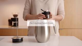 BODUM® - How To   Columbia French Press