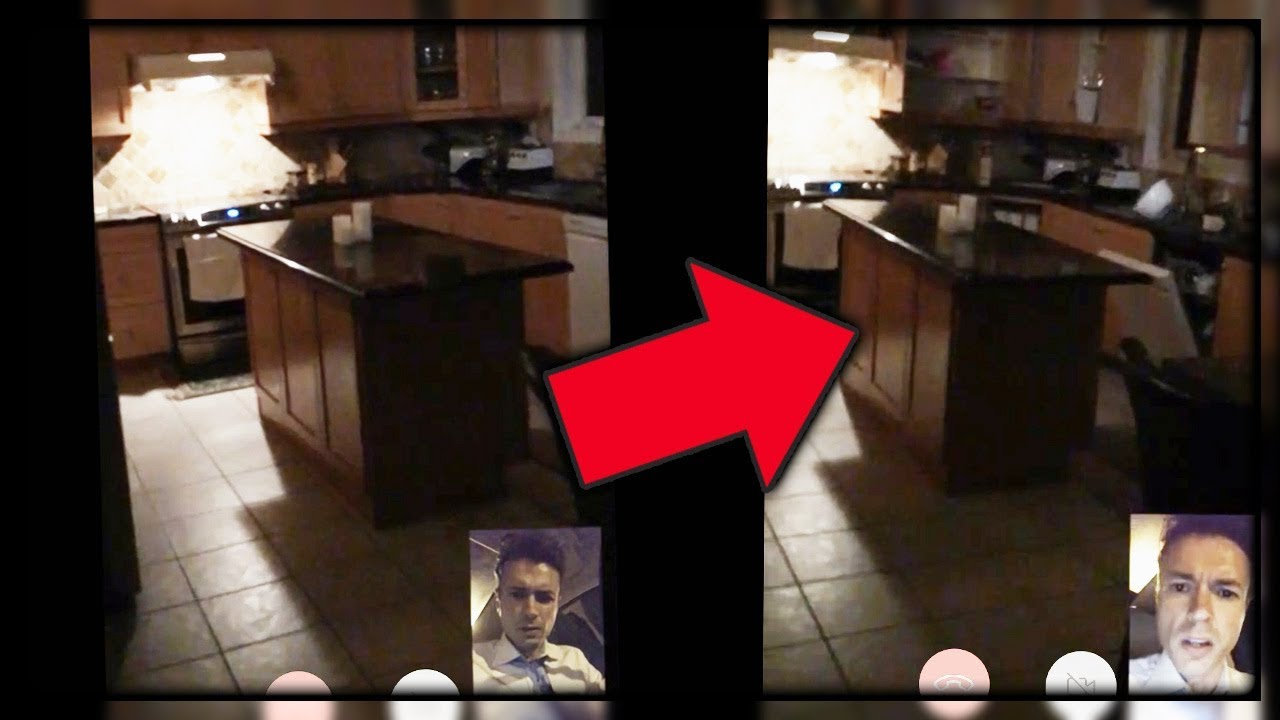 Download REAL GHOST CAUGHT ON FACETIME!! PARANORMAL ACTIVITY IN REAL LIFE!   HIDE (TAP) STORY