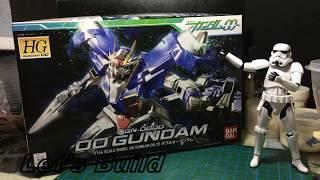 Let's Build HG Gundam 00
