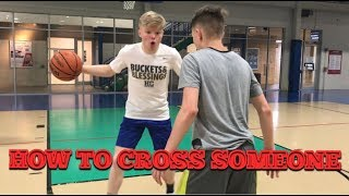 HOW TO CROSS SOMEONE with Tristan Jass
