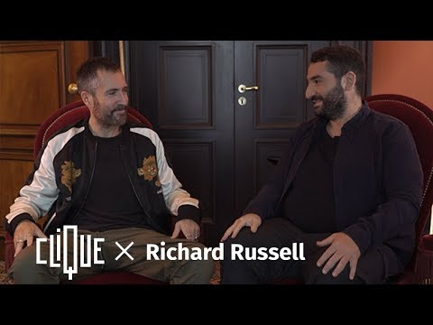 Clique x Richard Russell : a music masterclass with the head of XL Recordings