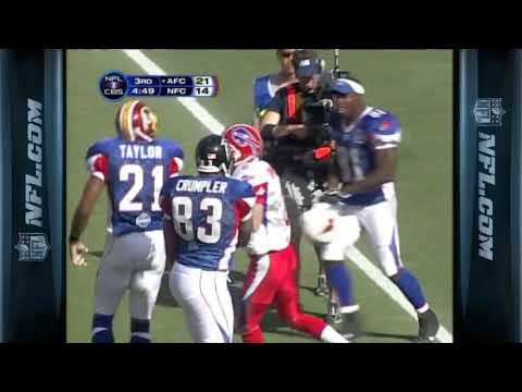 2006 PB - Sean Taylor hit on Brian Moorman HD